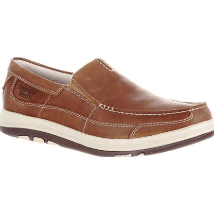 Georgia Boot Tybee Island Slip-On Oxford, , large