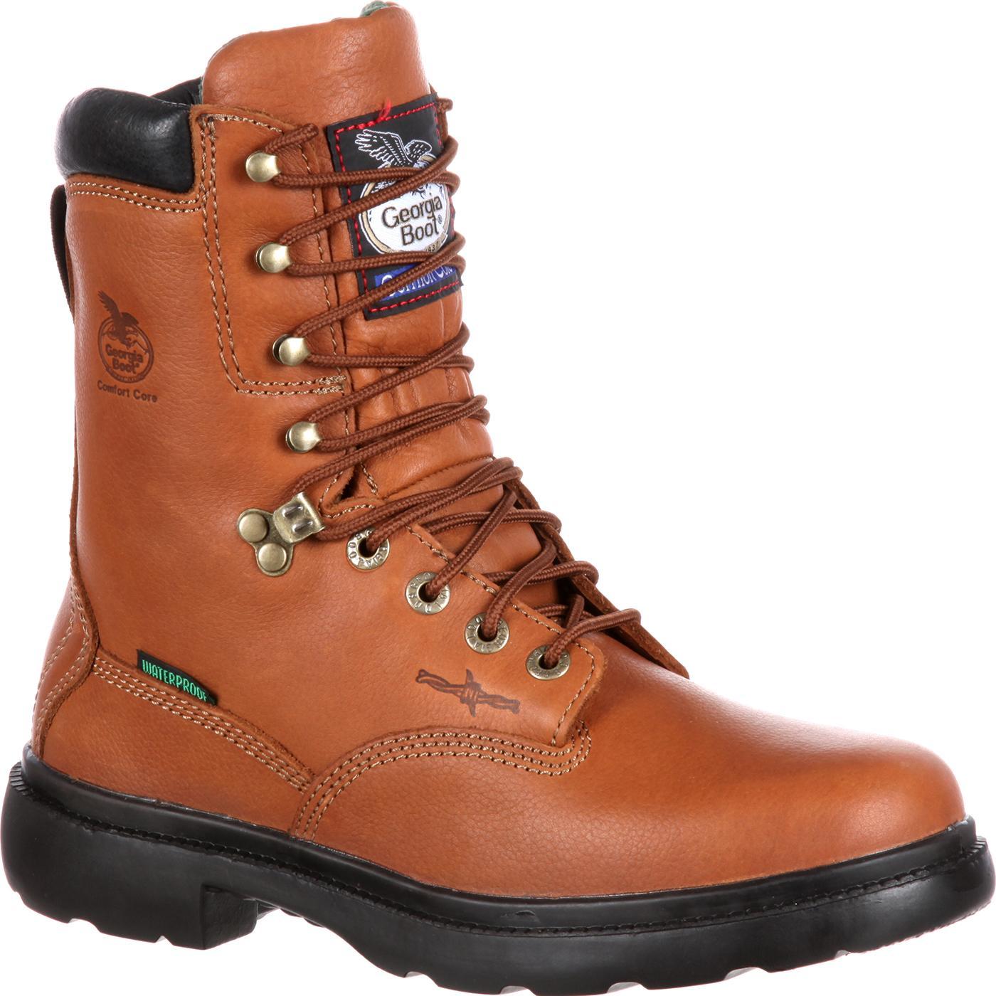 e8a38908d1bb3 Georgia Boot  Men s Farm   Ranch Comfort Core® Work Boots - Style  G8503