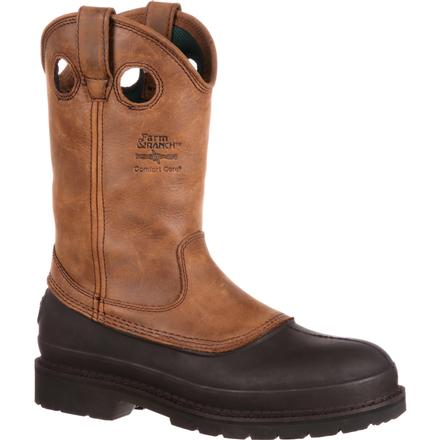 Georgia Boot Muddog Wellington Work Boot