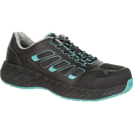 Georgia Boot ReFLX Women's Alloy Toe Work Athletic Shoe