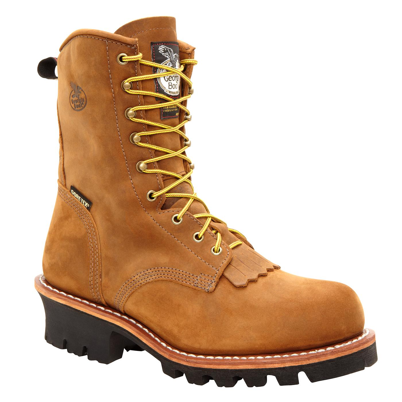 d3e407c1231 Georgia GORE-TEX® Waterproof Insulated Logger Work Boots