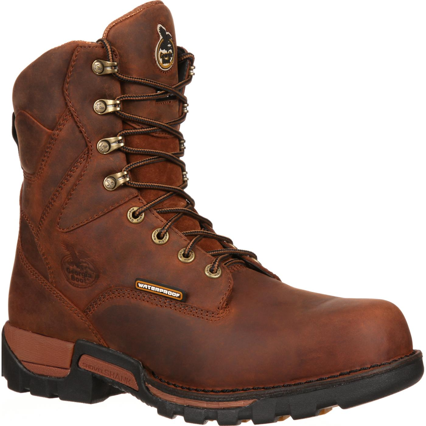Georgia Eagle One Composite Toe Waterproof Work Boot GBOT069