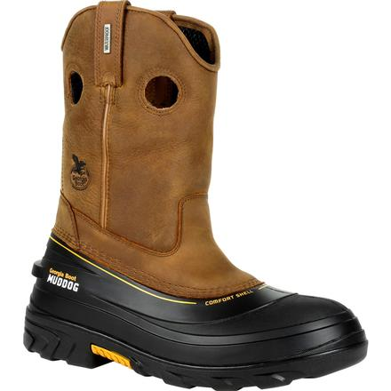 Georgia Boot Muddog Waterproof Work Wellington