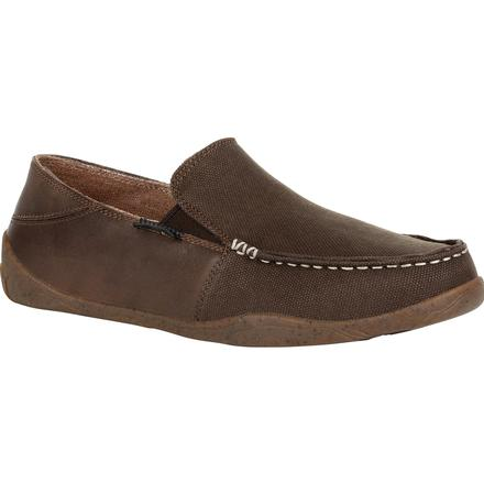 Georgia Boot Cedar Falls Driving Moccasin
