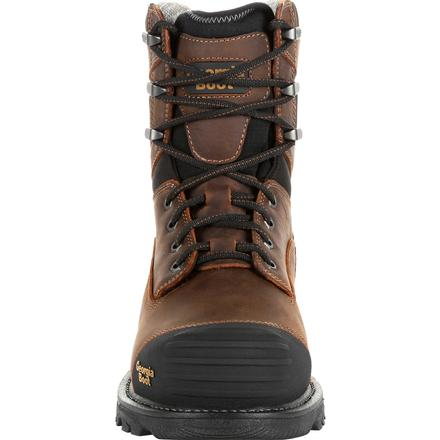 Georgia Boot Rumbler 8inch Composite Toe Waterproof Work Boot, , large