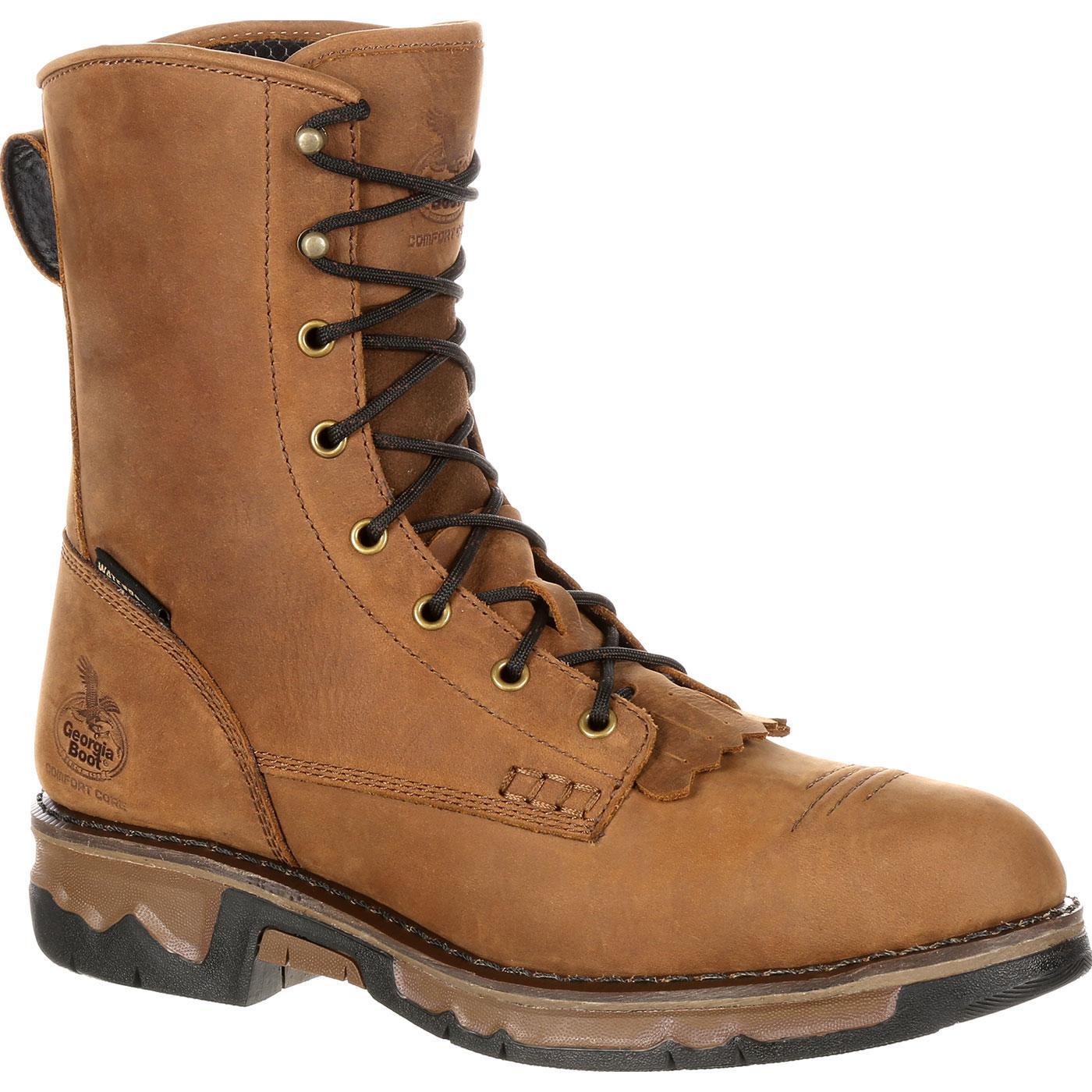 Georgia Boot Carbo-Tec CT (Men's) j9nrmLQjW