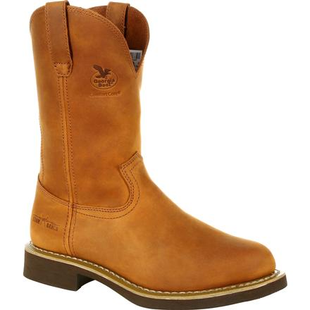 Georgia Boot Carbo-Tec Wellington, , large