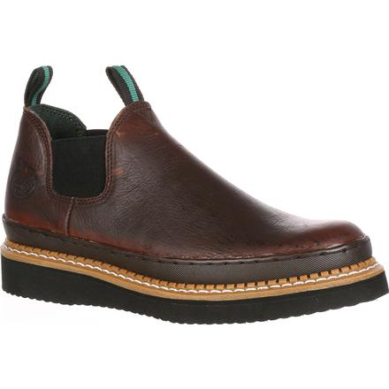 Georgia Giant Wedge Romeo Work Shoe