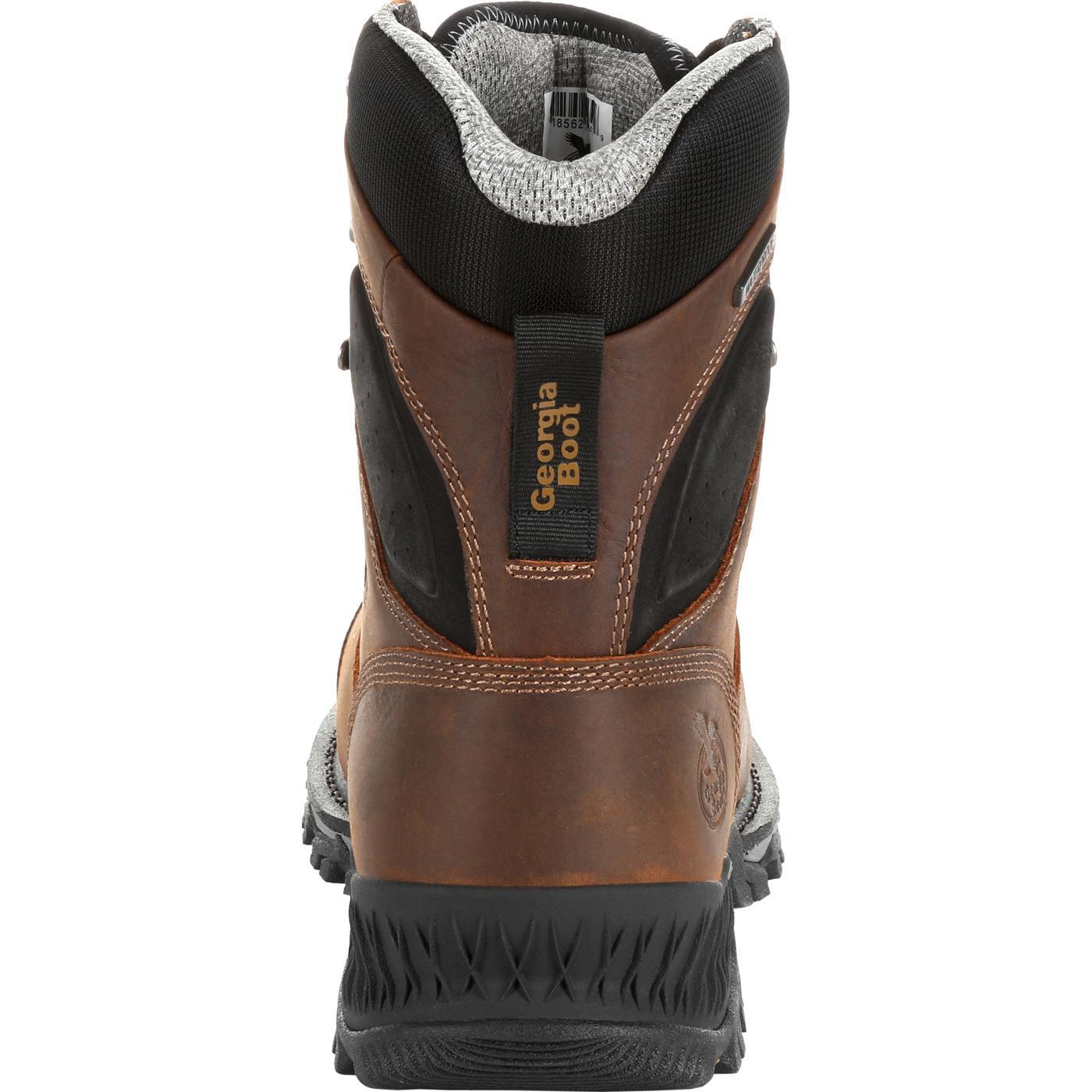 f48cacdec24 Georgia Boot Rumbler 8inch Composite Toe Waterproof Work Boot