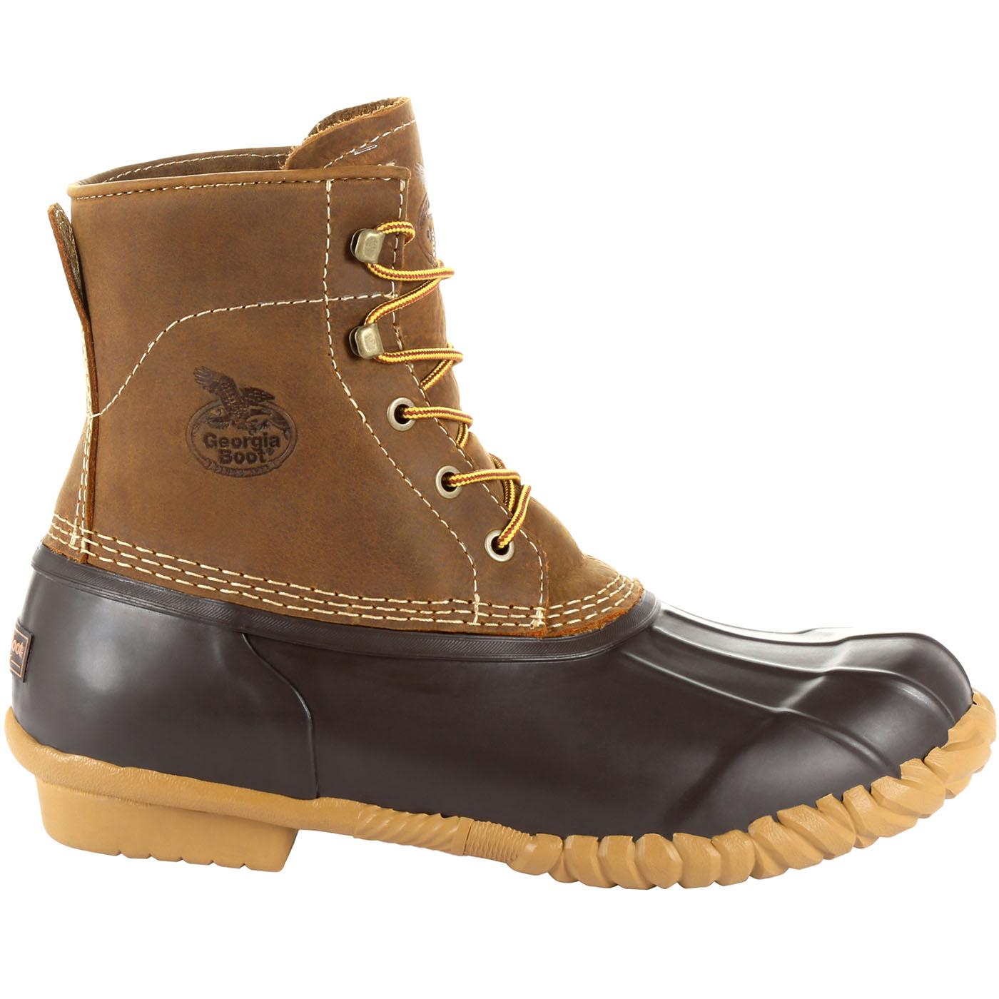 b11c6ca20f4 Georgia Boot Marshland Unisex Duck Boot