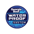 Georgia Boot Brookville 8 Inch Waterproof Work Boot G9134 Georgia Waterproof
